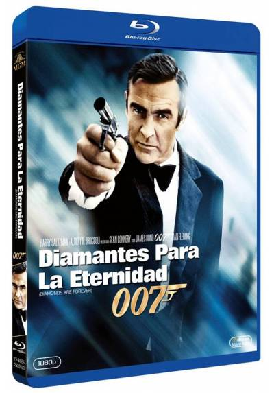 007: Diamantes para la eternidad (Blu-ray) (Diamonds Are Forever)