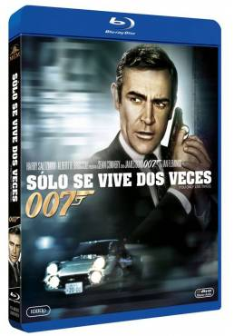 007: Solo se vive dos veces (Blu-ray) (You Only Live Twice)
