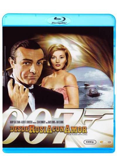 007: Desde Rusia con amor (Blu-ray) (From Russia With Love)