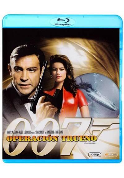 007: Operacion Trueno (Blu-ray) (Thunderball)