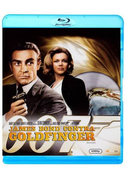 007: James Bond contra Goldfinger (Blu-ray) (Goldfinger)
