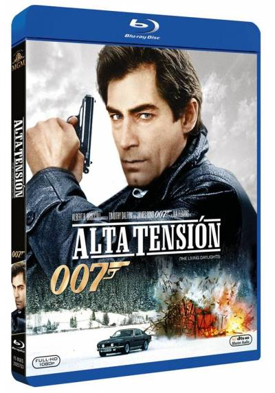 007: Alta tension (Blu-ray) (The Living Daylights)