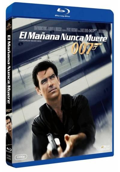 007: El mañana nunca muere (Blu-ray) (Tomorrow Never Dies)