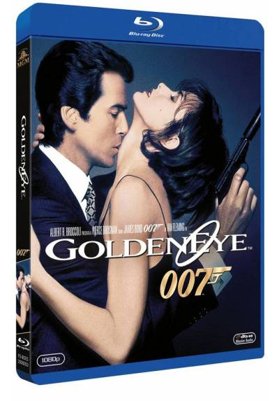 007: Goldeneye (Blu-ray)