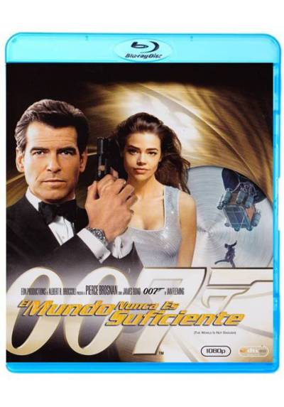 007: El mundo nunca es suficiente (Blu-ray) (The World Is Not Enough)