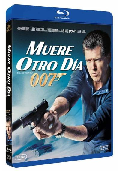 007: Muere otro dia (Blu-ray) (Die Another Day)