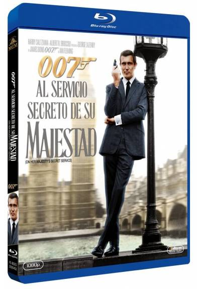 007: Al servicio secreto de su Majestad (Blu-ray) (On Her Majesty's Secret Service)