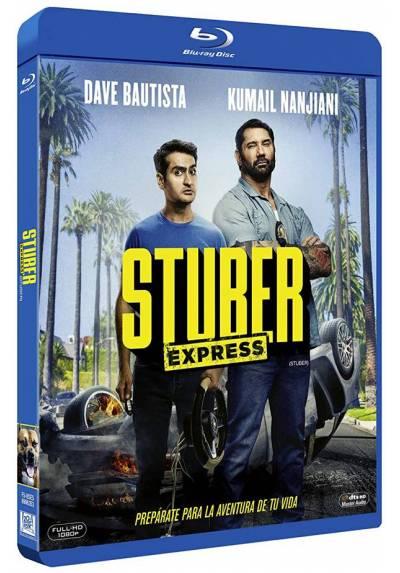 Stuber Express (Blu-ray) (Stuber)