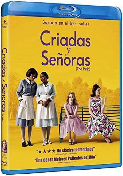 Criadas y señoras (Blu-ray) (The Help)