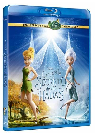 Campanilla: El secreto de las hadas (Blu-ray) (Tinker Bell: Secret of the Wings)