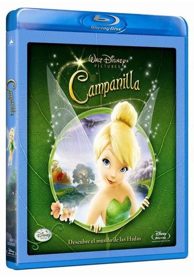 Campanilla (Blu-ray) (Tinker Bell)