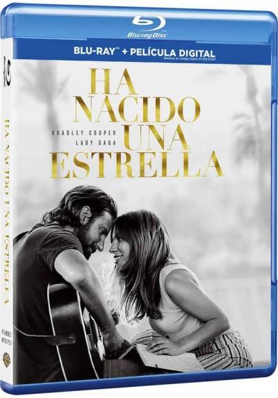 Ha nacido una estrella (Blu-ray + DVD) (A Star Is Born)