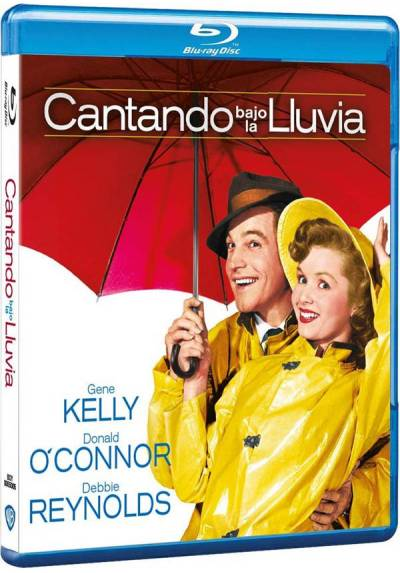 Cantando bajo la lluvia (Blu-ray) (Singin' in the Rain)