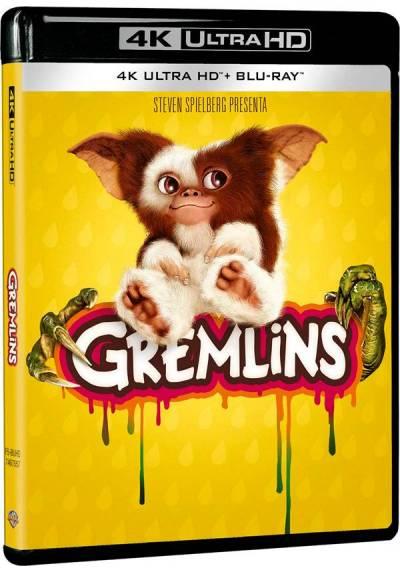 Gremlins (4K UltraHD + Blu-Ray)
