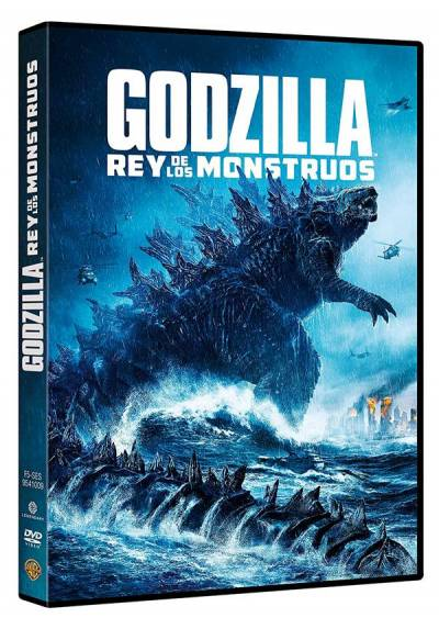 Godzilla: Rey de los monstruos (Godzilla: King of the Monsters)