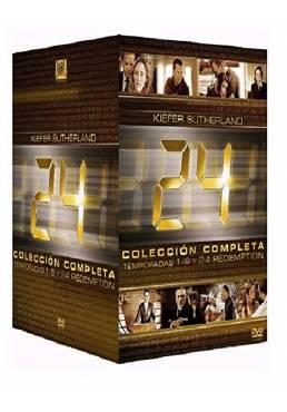 24 - Serie Completa (Temp. 1 al 9)