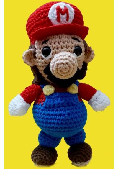 Mario (Amigurumis)