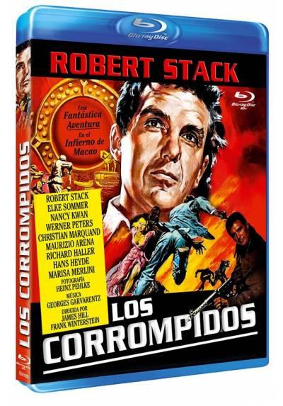 Los corrompidos (Blu-ray)(Bd-R) (Die Hölle von Macao)