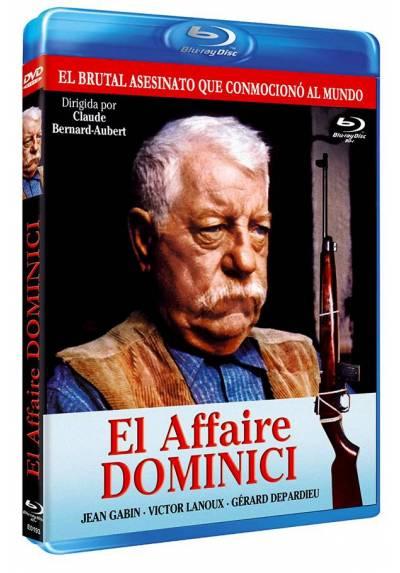 El affaire Dominici (Blu-ray) (Bd-R) (L'Affaire Dominici)
