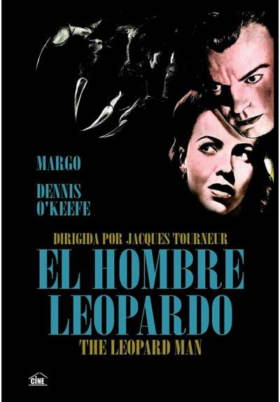 El hombre Leopardo (The Leopard Man)
