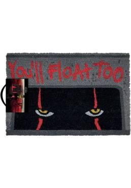Felpudo It - You´ll Float Too (Tambien flotaras) (40 X 60 X 2)