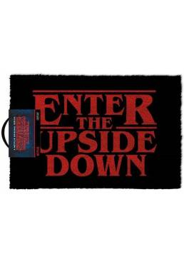 Felpudo Stranger Things - Enter The Upside Down (Entrar al reves) (40 X 60 X 2)
