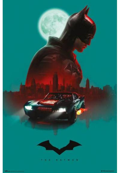Poster Batman - Hero (POSTER 61 x 91,5)
