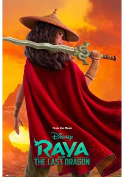 Poster Disney Raya y El Ultimo Dragon (POSTER 61 x 91,5)