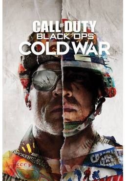 Poster Call Of Duty - Black Ops Cold War (POSTER 61 x 91,5)