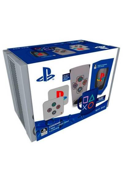 Caja regalo Classic Playstation
