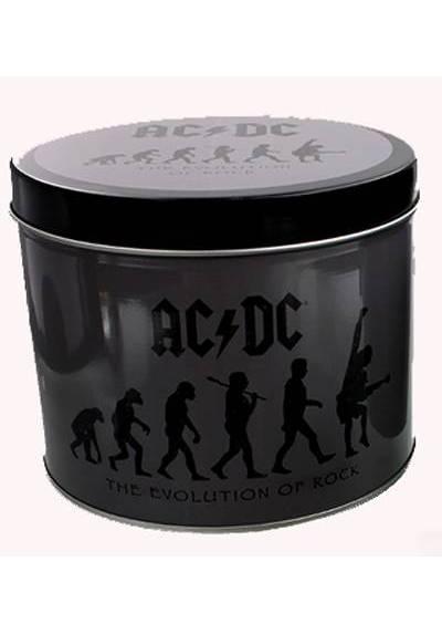 Lata AC/DC - Evolution Of Rock Mug Gift Set in Tin