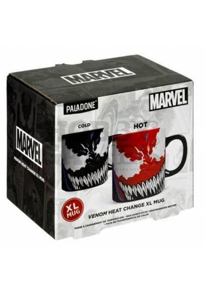 Taza Venom Heat Change XL Mug