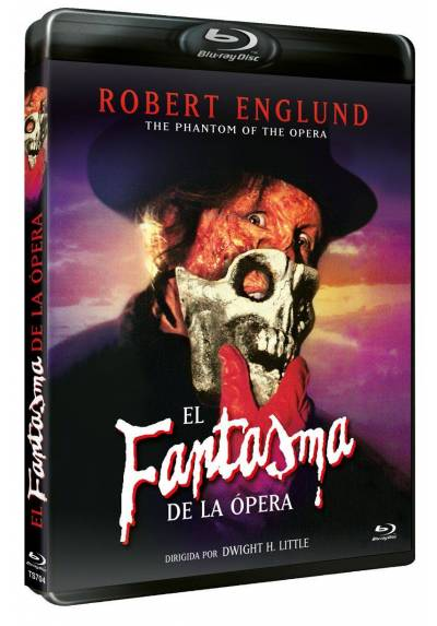 El fantasma de la opera (Blu-ray) (The Phantom of the Opera)