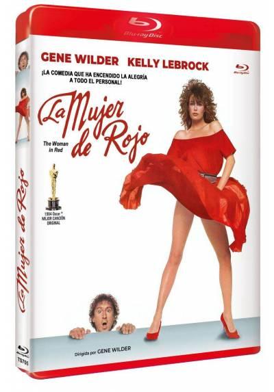 La mujer de rojo (Blu-ray) (The Woman in Red)