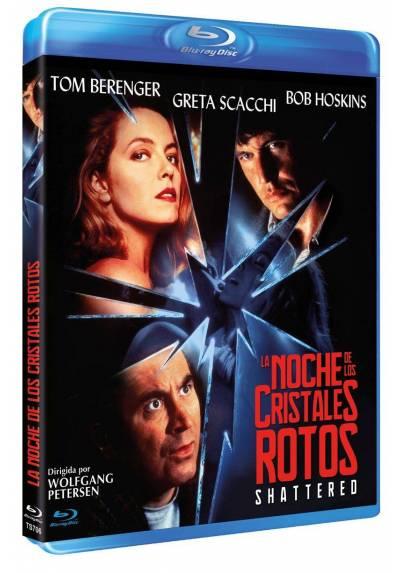 La noche de los cristales rotos (Blu-ray) (Shattered)
