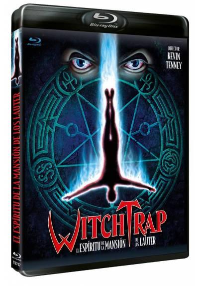 El espiritu de la mansion de los Lauter (Blu-ray) (Witchtrap)