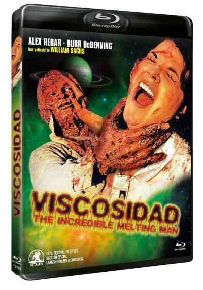 Viscosidad (Blu-ray) (The Incredible Melting Man)