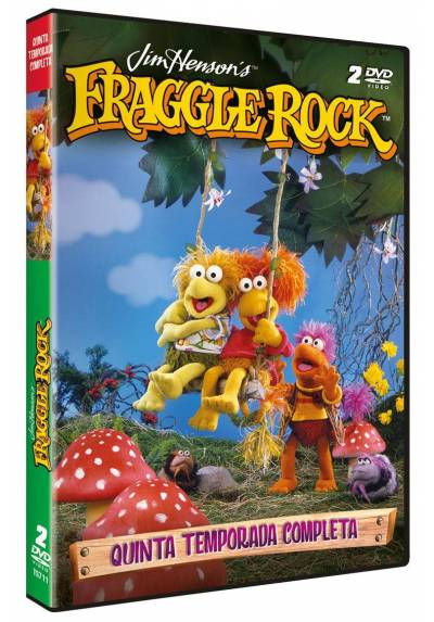 Fraggle Rock - Temporada 5 Completa