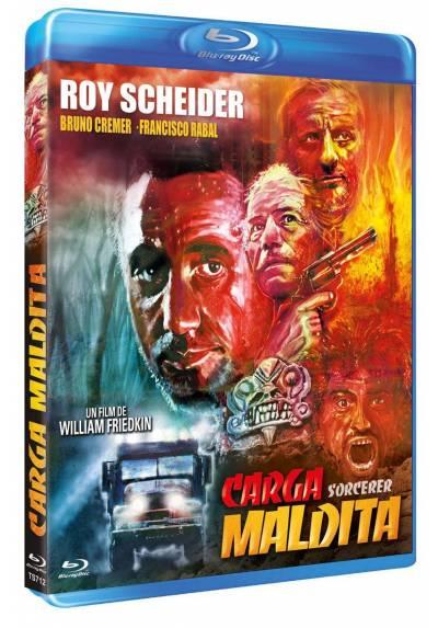 Carga maldita (Blu-Ray) (Sorcerer)