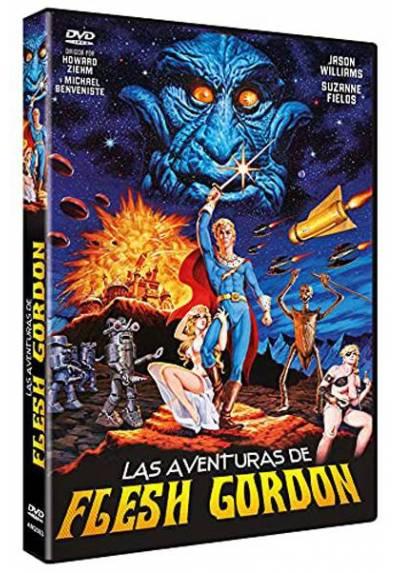 Las Aventuras De Flesh Gordon (Flesh Gordon)