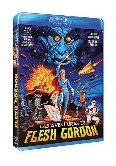 Las Aventuras De Flesh Gordon (Blu-ray) (Bd-R) (Flesh Gordon)