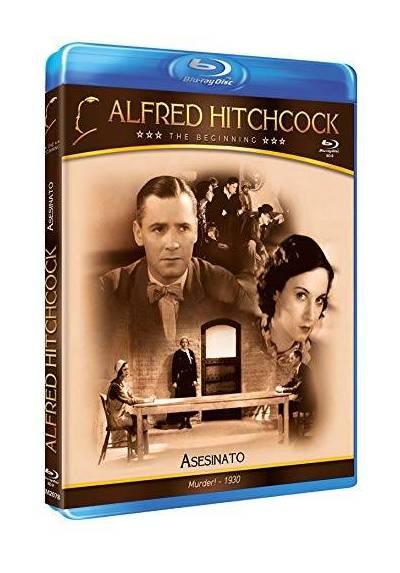 Asesinato (Blu-ray) (Bd-R) (Murder)