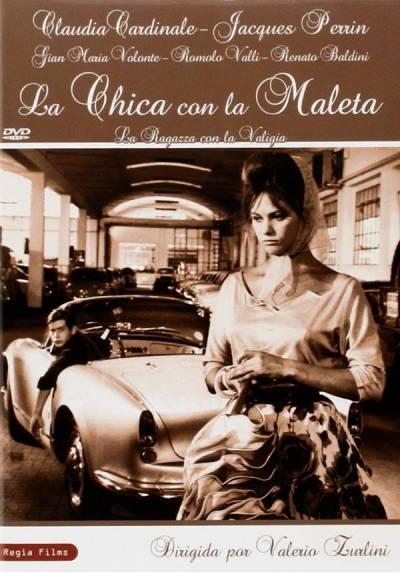 copy of La chica con la maleta (Blu-ray + Dvd) (La ragazza con la valigia) (Girl with a Suitcase)