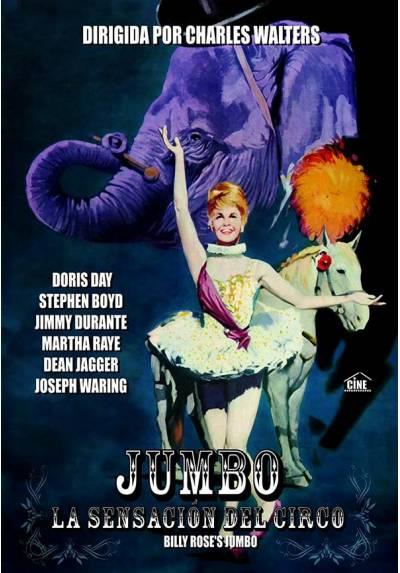 copy of Jumbo, La Sensacion Del Circo (Billy Rose´s Jumbo)
