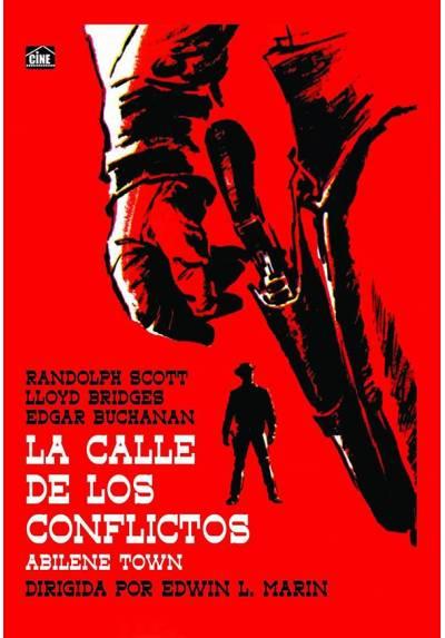 copy of La Calle De Los Conflictos (Abilene Town)