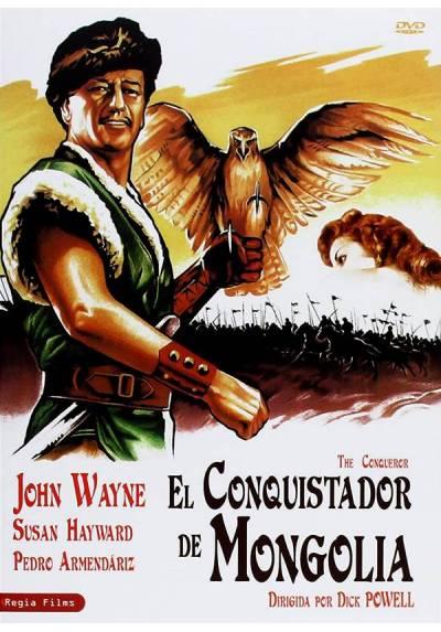 El conquistador de Mongolia (The Conqueror)