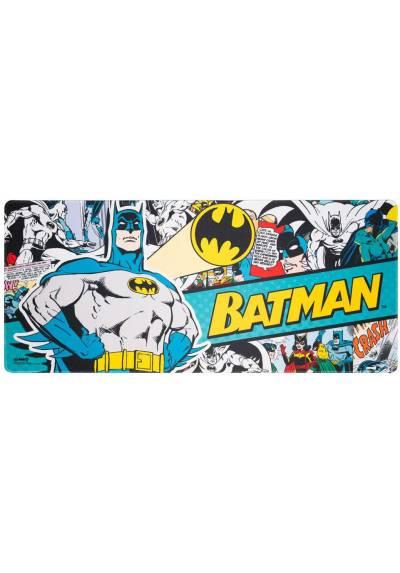 Alfombrilla Raton XXL - DC Comics Batman (80cm x 35 cm x 4 mm)