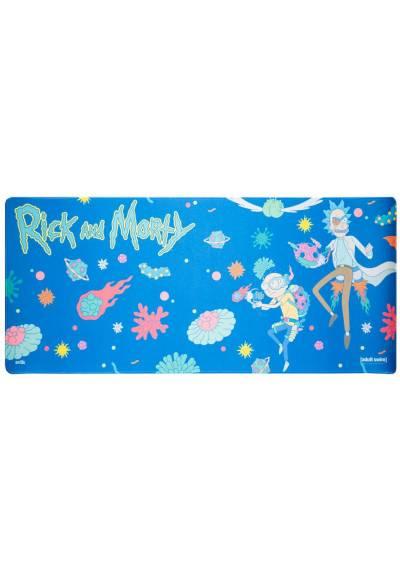 Alfombrilla Raton XXL - Rick and Morty (80cm x 35 cm x 4 mm)