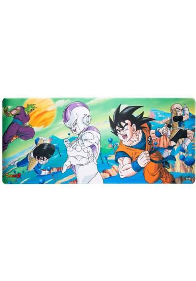Alfombrilla Raton XXL - Dragon Ball Z (80cm x 35 cm x 4 mm)