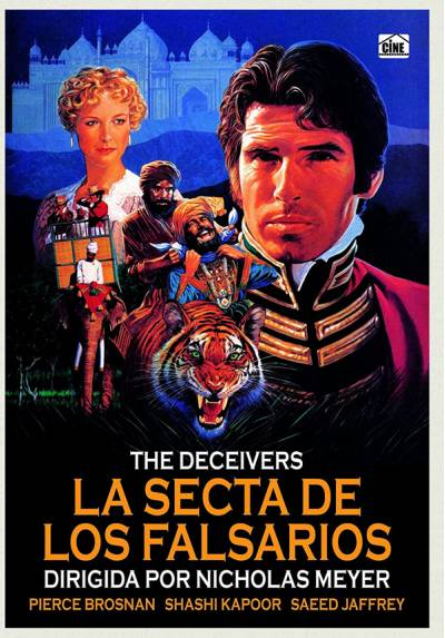La Secta de los Falsarios (The Deceivers)
